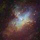 M16 Eagle Nebula,                                BeastOnion