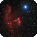 IC 63  - The ghost of Cassiopeia,                                Hans H.
