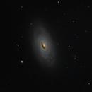 Black Eye Galaxy,                                stricnine
