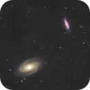 M81 & M82,                                Detlef Möller