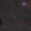 At Ophiuchus ´   Hands- LDN 234, 204,191, LBN16, SH2-27 and M 107,                                Niko Geisriegler