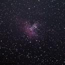 M 16 Eagle nebula,                                Артём Зубко