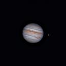 Jupiter (First night through Takahashi TSA-120),                                Kapil K.
