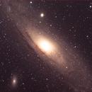 M31 test image,                                David Newbury