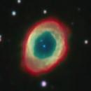 Ring Nebula M57,                                francopanetta