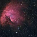 NGC 281,                                leeasle