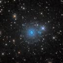 NGC 6543 - Cat's Eye Nebula,                                Colin McGill