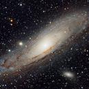 First proper attempt at M31,                                Des
