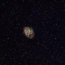 Crab Nebula,                                Rick Gaps