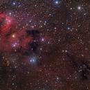 SH2-155, VDB 155 and more nebulae,                                Herbert_W