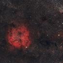 Elephant's trunk nebula widefield,                                Santiago Giralt