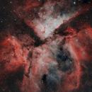 NGC 3372 Carina Nebula,                                Amiel_Contuliano