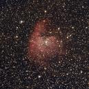 Pacman Nebula  (NGC281),                                Ray Heinle