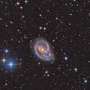 NGC 1097, Arp 77, NGC 1097A,                                Geoff