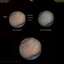 Volcanoes Martian,                                 Astroavani - Avani Soares