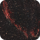 NGC6992  Eastern veil july 2020 first time with C6 / Canon 600D mod + Celestron SC C6 XLT / SW EQ-M35 / 1600 iso,                                patrick cartou