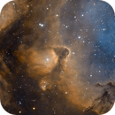 The Heart of the Soul Nebula 2020,                                Alex Roberts