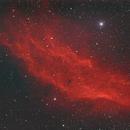California Nebula (NGC1499),                                Larry