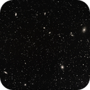 Amas de galaxies de la Vierge,                                Serge Golovanow