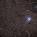 Iris Nebula LRGB,                                Aaron Hakala