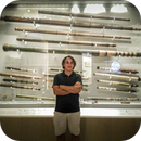 Galileo Museum in Florence Italy,                                JACL-Mono-Hα