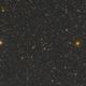 NGC 6659 - offener Sternhaufen bei astronomischer Dämmerung,                                Horst Twele