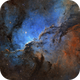 NGC 6188 - The Fighting Dragons of Ara,                                mos_astro