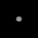 Jupiter - RGB - Io transit  & GRS - June 2020,                                Jason R Wait