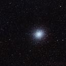 Omega Centauri 100s test picture,                                xordi