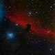 Horsehead nebula,                                Fronk