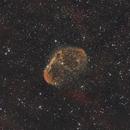 The Crescent Nebula,                                Everett Quebral