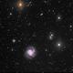 M61 with Supernova 2020 JFO,                                Mark Bailey
