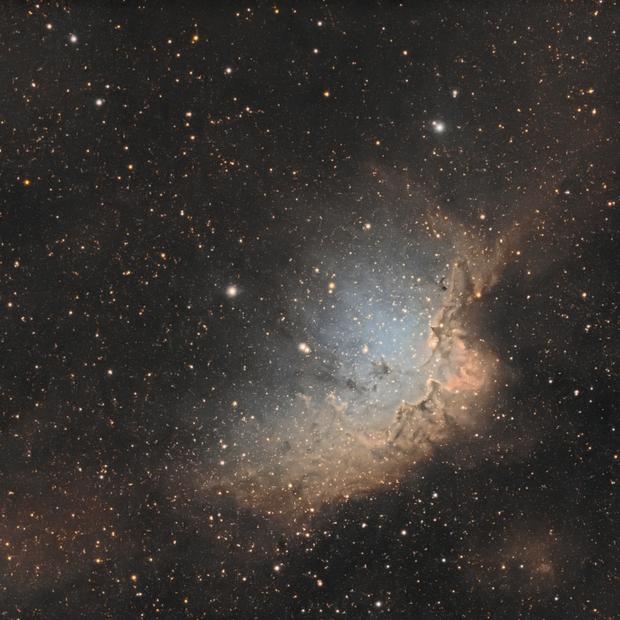 Wizard Nebula - Esprit 100,                                Tristan Campbell