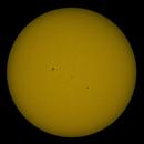Mercury transit 20160509,                                MicRaWi