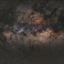 Milky Way Core (try 3),                                John Kroon