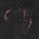 NGC 6992/6960 Veil Nebula Complex (Widefield),                                Bernhard Zimmermann