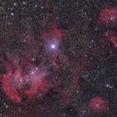 Running Chicken Nebula - Mosaic,                                Adriano