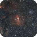 NGC 7635-nébuleuse de la bulle,                                astromat89