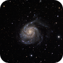 M101 - LRGB_v2,                                Paulo  Lobao