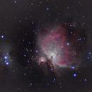 Orion Nebula (RGB),                                Mohammad Aljady