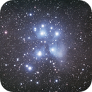 M45 - The Pleiades,                                Cody