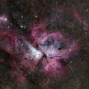 Eta Carina Nebula,                                Gerard O'Born