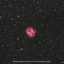 Cocoon nebula IC 5146,                                Christian Riou