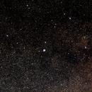 Messier 27 - wide field,                                AC1000