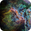 Eta Carina Nebula Southeast,                                John Ebersole