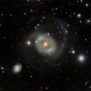 NGC 4151 (Eye of Sauron),                                KuriousGeorge