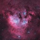 NGC 7822 HOO,                                Jesus Magdalena