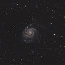M101 - Ursa Major,                                Emmanuel Fontaine