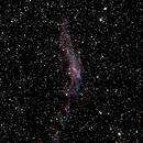NGC 6960 - The Eastern Veil Nebula,                                Henry Hird