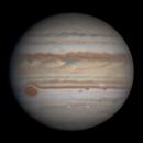 Jupiter | 2019-08-21 4:05 | RGB,                                Chappel Astro